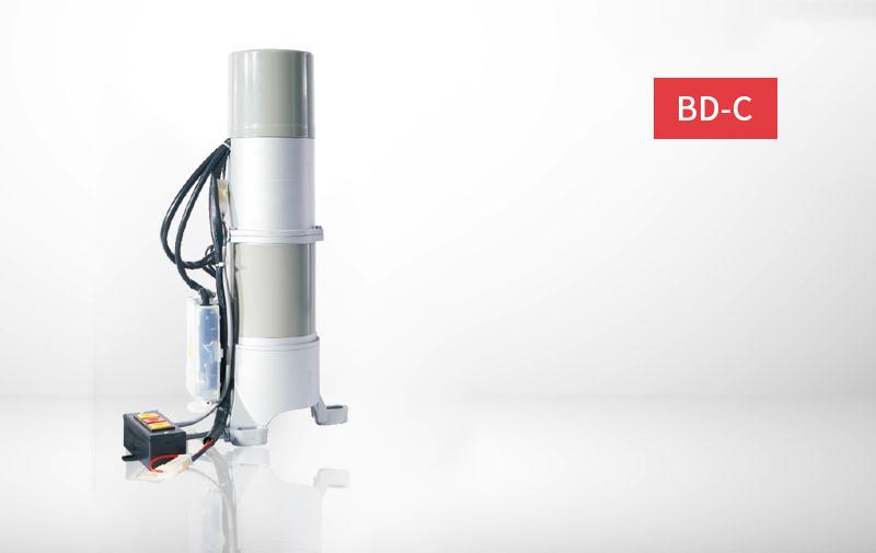 BG3009-Servo Barrier Gate